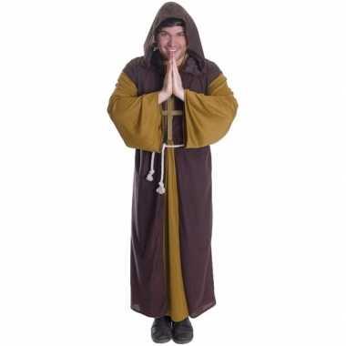 Geschiedenis abdij/trappist outfit voor heren