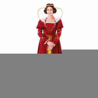 Geschiedenis middeleeuwse koningin dameskostuum
