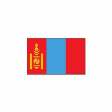 Gevelvlag mongolie