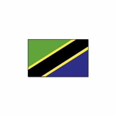 Gevelvlag tanzania