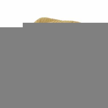Gevlochten hoedje met contrasterende band