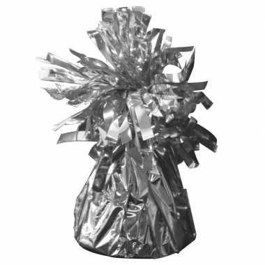 Gewicht 170 gram zilver voor ballon