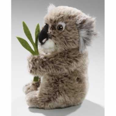 Grijze koala knuffel 37 cm trend