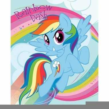 Grote deurposter van my little pony