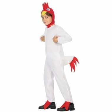 Haan/kip doodle kostuum voor jongens
