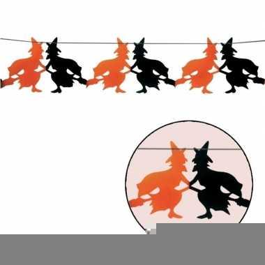 Halloween - halloween heks slinger van 3 meter