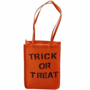 Halloween - halloween trick or treat tasje maken pakket