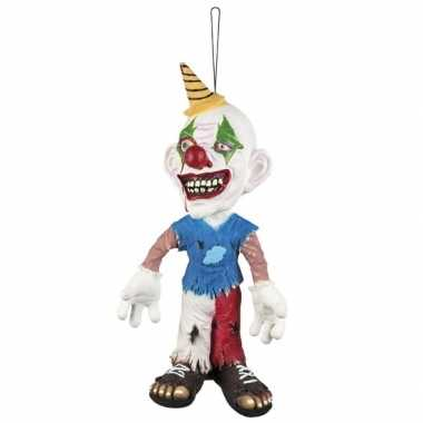 Halloween - halloween versiering horror clown pop 44 cm