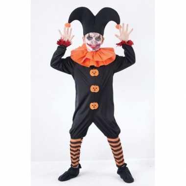 Halloween harlekijn outfit voor kids