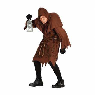 Halloween - horror kostuum gebochelde man