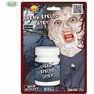 Halloween - latex effect creme make up