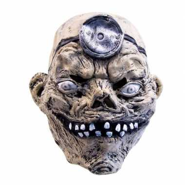 Halloween - latex horror masker mad doctor