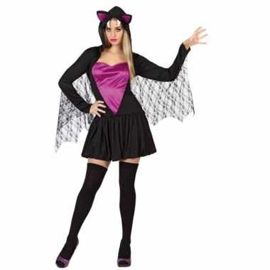 Halloween sexy vleermuis kleding
