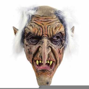 Halloween trollen masker