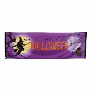 Halloween vlag 220 cm