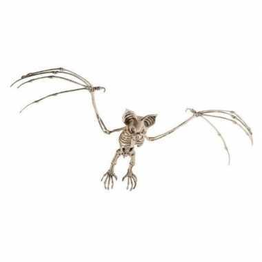Halloween - vleermuis skelet halloween/horror decoratie 72 cm