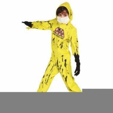 Halloween zombie outfit voor kinderen