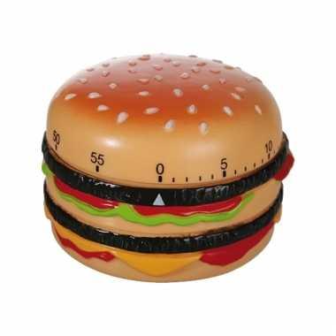 Hamburger kookwekker