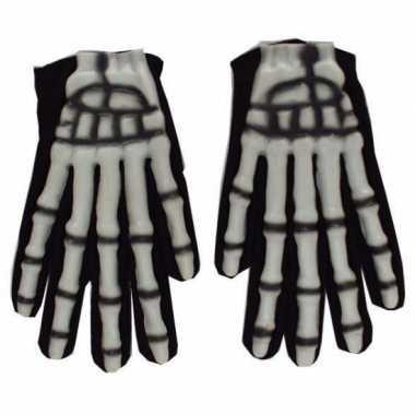 Handschoenen met botjes