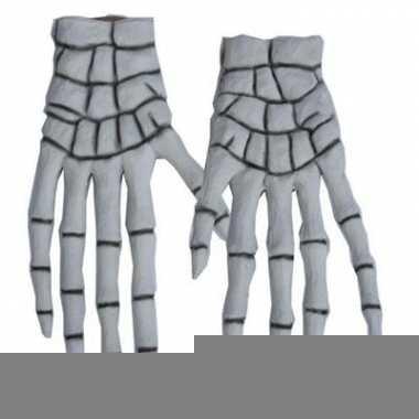 Handschoenen van botten