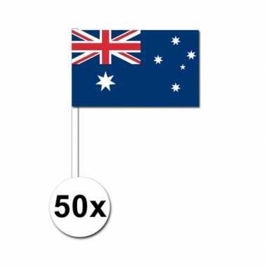 Handvlag australie set van 50