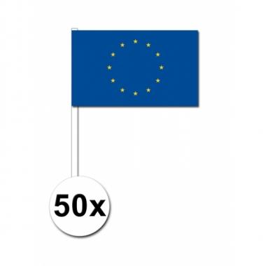 Handvlag europa set van 50 trend