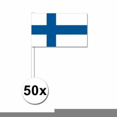 Handvlag finland set van 50