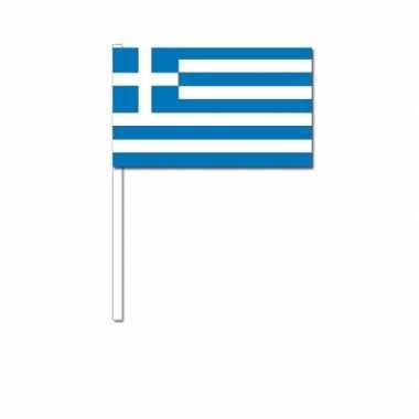 Handvlag griekenland 12 x 24 cm