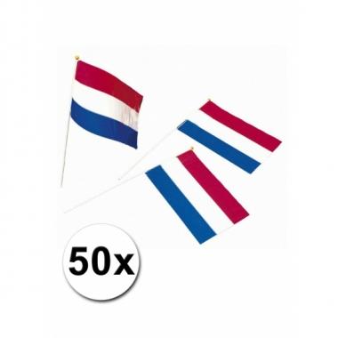 Handvlag holland set van 50