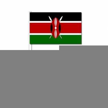 Handvlag kenia set van 50 stuks