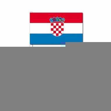 Handvlag kroatie set van 50