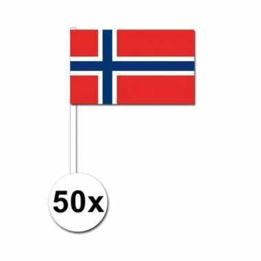 Handvlag noorwegen pakket van 50