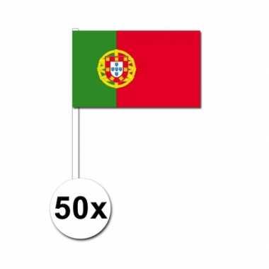 Handvlag portugal set van 50