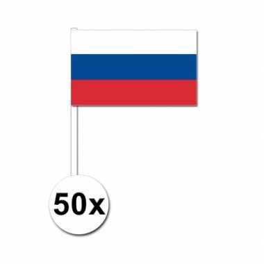 Handvlag rusland set van 50