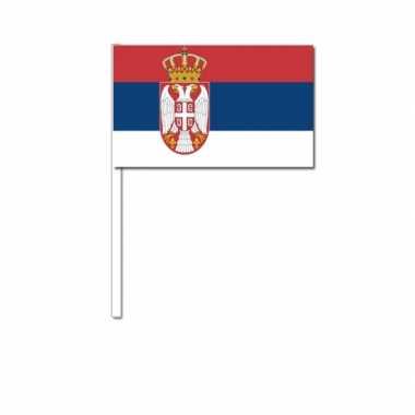 Handvlag servie 12 x 24 cm