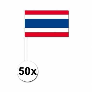 Handvlag thailand pakket van 50