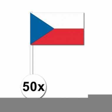 Handvlag tsjechie set van 50