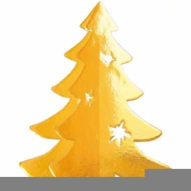 Hang deco kerstboom brandvertragend