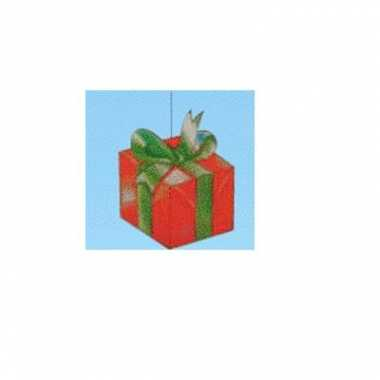 Hangdecoratie kerstcadeau