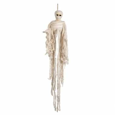 Hangdecoratie mummie 100 cm