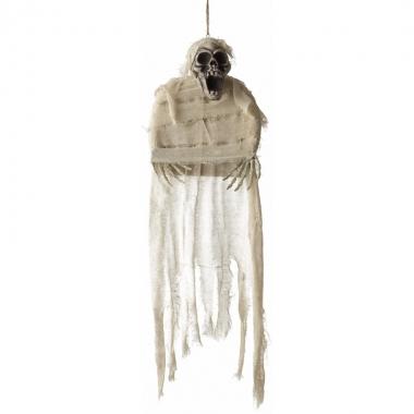 Hangdecoratie mummie skelet 70 x 90 cm