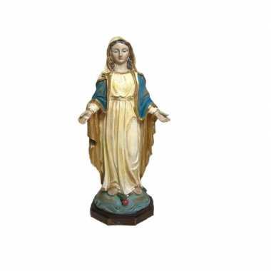 Heilige maagd maria beeldje 13 cm