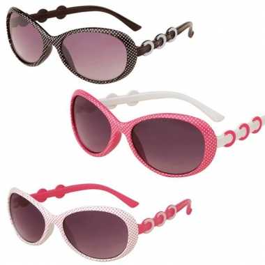 4d5eeb0e95783d Hippe meiden bril met stippen