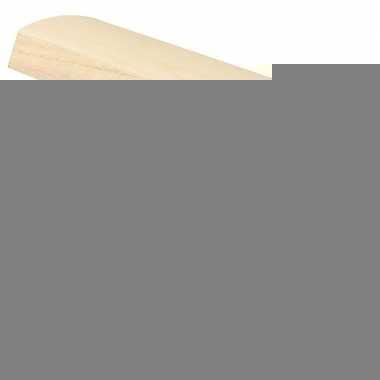 Houten sieradendoos onbedrukt 21 cm