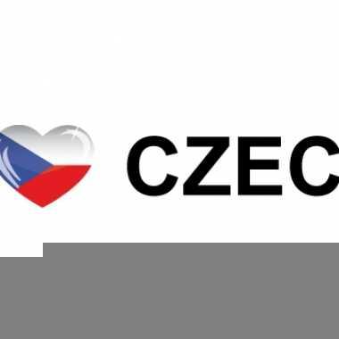 I love czech stickers