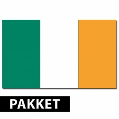 Ierland thema artikelen pakket
