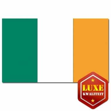 Ierse landen vlaggen