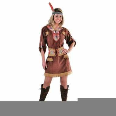Indianen verkleedkleding voor vrouwen