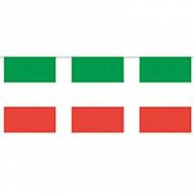 Italiaanse decoratie slingers