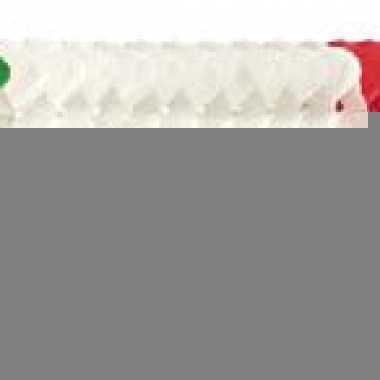 Italiaanse versiering slingers 4 m